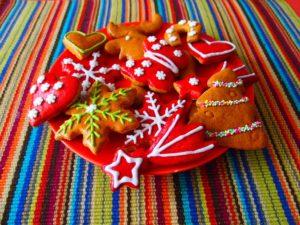 galletas para fiesta de navidad