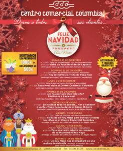 NAVIDADES DIVERTALLER EN CENTRO COMERCIAL COLOMBIA